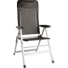 Brunner Skye Chaise à quatre pieds, dark grey